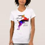Corra como un Gazelle Camiseta