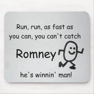 Corra, corra, tan rápidamente como usted puede… alfombrillas de ratón