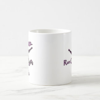 Corra encendido taza