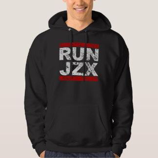CORRA la sudadera con capucha de JZX