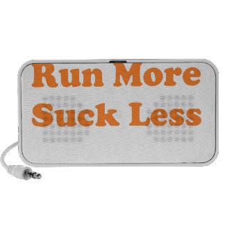 Corra más chupan menos naranja altavoces