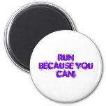 ¡Corra porque usted puede!! Iman