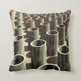 Corral de cilindros almohadas