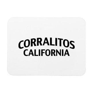 Corralitos California Imán Flexible