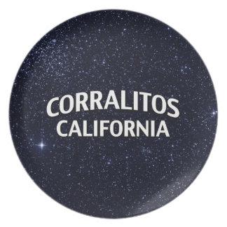 Corralitos California Platos Para Fiestas