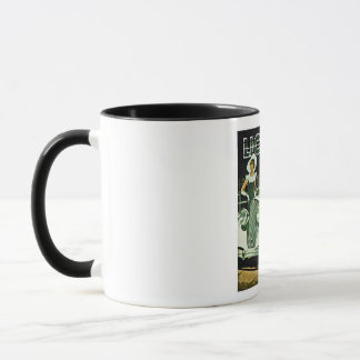 Corre-La Licorne - Vintage Advertisement Mug