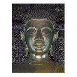 Correa Buda de Wat Xieng Tarjetas Postales