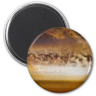 Correa de Júpiter Geode Imán Redondo 5 Cm