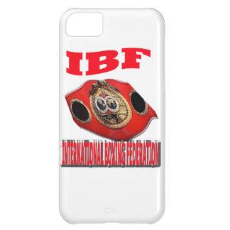 Correa del boxeo del campeonato de IBF
