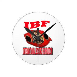 Correa del boxeo del campeonato de IBF Relojes