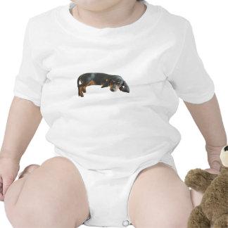 Correa eslabonada básica soñolienta de Doxie para Traje De Bebé
