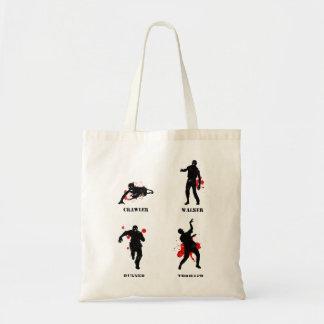 correa eslabonada del caminante del zombi bolsas de mano