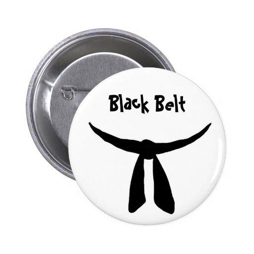 Correa negra pin