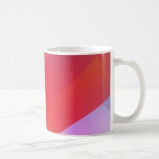 Correa roja taza de café