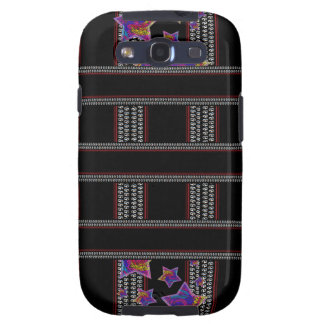 Correas y caja del teléfono de la galaxia S de las Galaxy S3 Coberturas