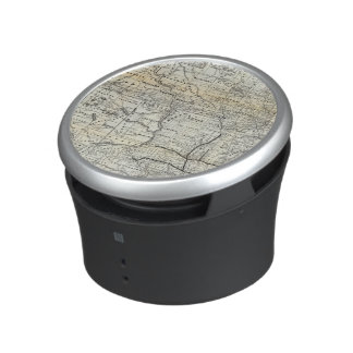 Correct map of Dakota Bluetooth Speaker