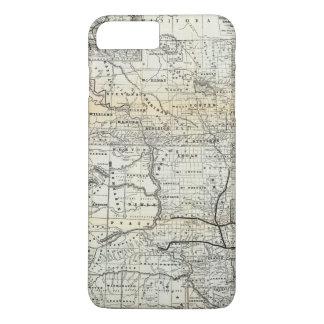 Correct map of Dakota iPhone 7 Plus Case
