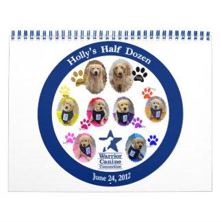 CORRECTED Holly's Half Dozen Birthday Calendar