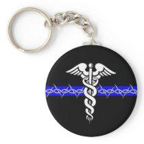 Correctional Nurse Keychain