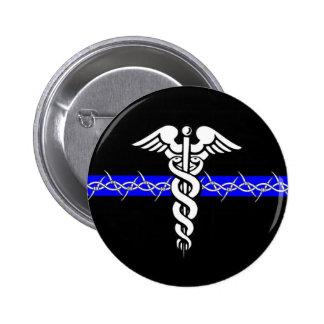 Correctional Nurse Pinback Button