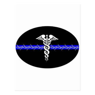 Correctional Nurse Postcard