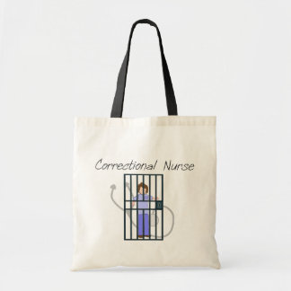 Correctional Nurse T-Shirts & Gifts Tote Bag