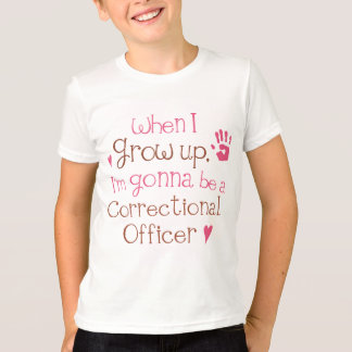 Correctional Officer (Future) Infant Baby T-Shirt