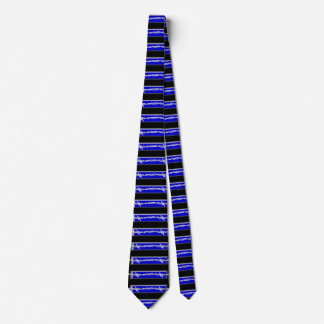 Correctional Officer Logo Tie
