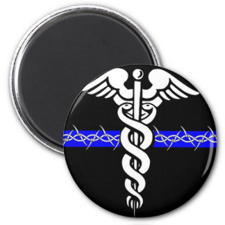 Corrections Nurse 2 Inch Round Magnet