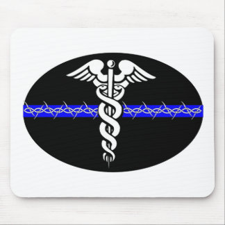 Corrections Nurse Mouse Pad