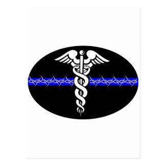 Corrections Nurse Postcard