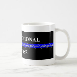 Corrections Nursing  rectangle Coffee Mug