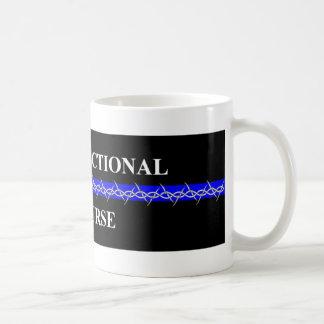 Corrections Nursing  rectangle Coffee Mug