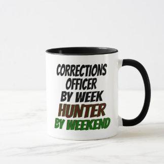 Corrections Officer Hunter Mug