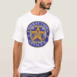 Corrections Officer Mason T-Shirt