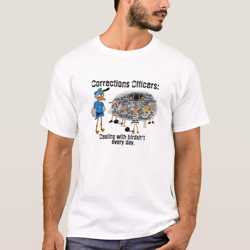 Corrections Officer t-shirt