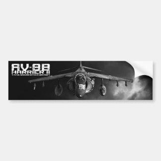 Corredor de cross de AV-8B II Pegatina Para Auto