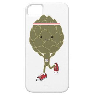 Corredor de la alcachofa iPhone 5 Case-Mate protectores