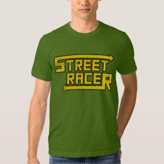 Corredor de la calle camisas