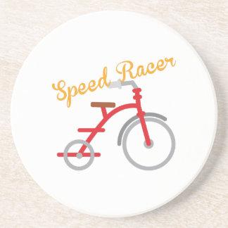 Corredor de la velocidad posavasos diseño