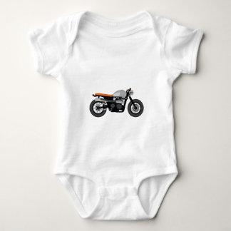 Corredor del café/motocicleta de la bici del palo playeras