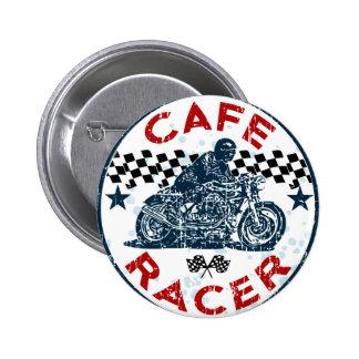 Corredor del café chapa redonda 5 cm