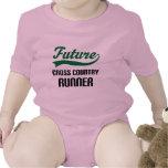 Corredor del campo a través (futuro) traje de bebé