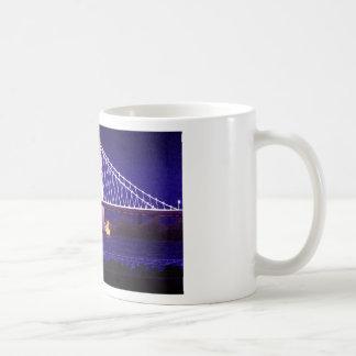 """Corredor del puente de la bahía - """"Oaktown """" Tazas"""