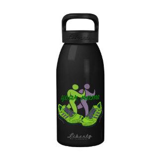 Corredor personalizado botella de agua
