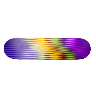 Corredor púrpura patines personalizados