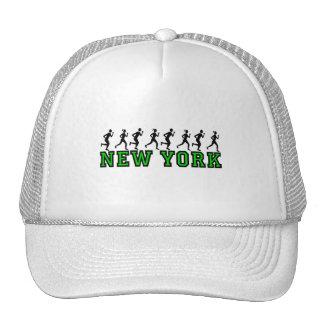Corredores de Nueva York Gorro De Camionero