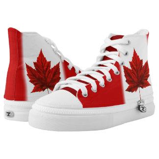 Corredores Hightop de Canadá de las zapatillas de