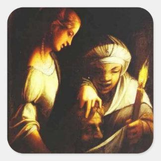 Correggio- Judith Sticker