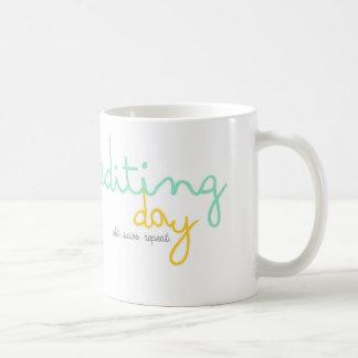 Corregir la taza de café del día